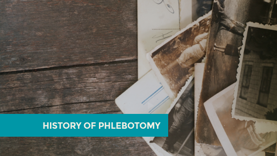 history of phlebotomy Phlebotomy career training recognizes the need for fast paced training in medical health fields and has been training students for over ten years both in class and online phlebotomy career training's telemetry course is recognized by the nta to be the best in the nation.