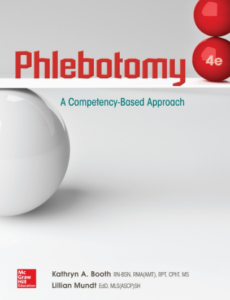 Phlebotomy: A Competency Based Approach Book Review